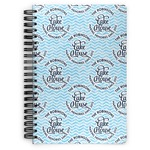 Lake House #2 Spiral Bound Notebook (Personalized)