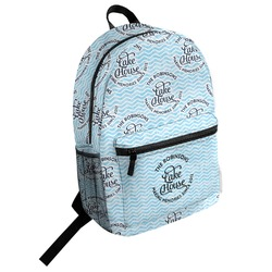 Lake House #2 Student Backpack (Personalized)