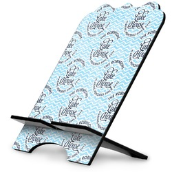 Lake House #2 Stylized Tablet Stand (Personalized)