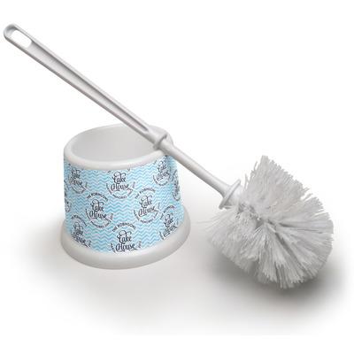 Lake House #2 Toilet Brush (Personalized)