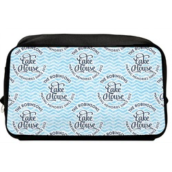 Lake House #2 Toiletry Bag / Dopp Kit (Personalized)
