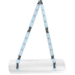 Lake House #2 Yoga Mat Strap (Personalized)