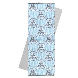 Lake House #2 Yoga Mat Towel (Personalized)
