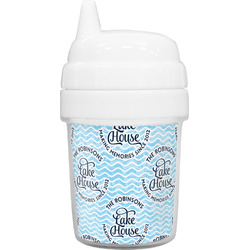 Lake House #2 Baby Sippy Cup (Personalized)