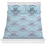 Lake House #2 Comforters (Personalized)