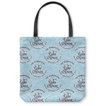 Lake House #2 Canvas Tote Bag (Personalized)