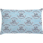 Lake House #2 Pillow Case (Personalized)