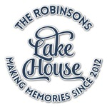 Lake House #2 Graphic Decal - Custom Sized (Personalized)