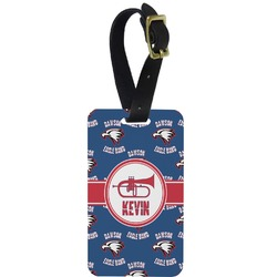 Dawson Band Aluminum Luggage Tag (Personalized)