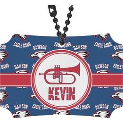 Dawson Band Rear View Mirror Ornament (Personalized)