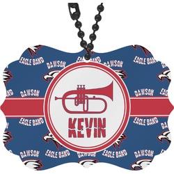 Dawson Band Rear View Mirror Charm (Personalized)