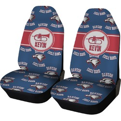 Dawson Band Car Seat Covers (Set of Two) (Personalized)