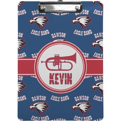 Dawson Band Clipboard (Personalized)