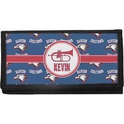 Dawson Band Canvas Checkbook Cover (Personalized)