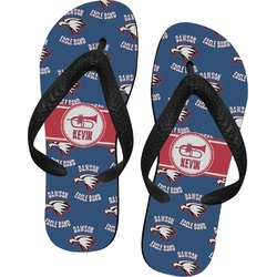 Dawson Band Flip Flops (Personalized)