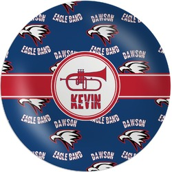 Dawson Band Melamine Plate (Personalized)
