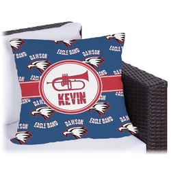 Dawson Band Outdoor Pillow (Personalized)