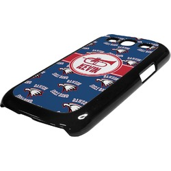 Dawson Band Plastic Samsung Galaxy 3 Phone Case (Personalized)