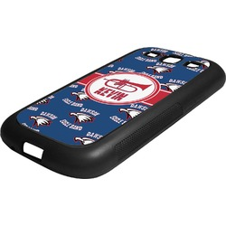 Dawson Band Rubber Samsung Galaxy 3 Phone Case (Personalized)