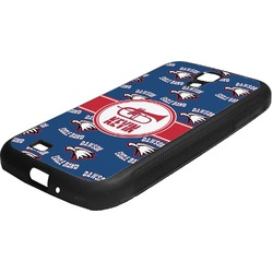 Dawson Band Rubber Samsung Galaxy 4 Phone Case (Personalized)