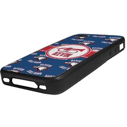 Dawson Band Rubber iPhone Case 4/4S (Personalized)