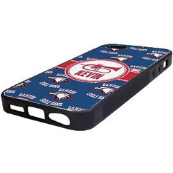 Dawson Band Rubber iPhone 5/5S Phone Case (Personalized)