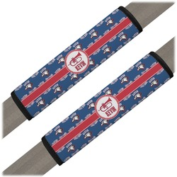 Dawson Band Seat Belt Covers (Set of 2) (Personalized)