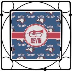 Dawson Band Square Trivet (Personalized)