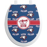 Dawson Band Toilet Seat Decal (Personalized)