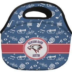 Musical Dawson Band Lunch Bag (Personalized)