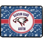 Musical Dawson Band Rectangular Trailer Hitch Cover (Personalized)
