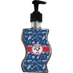 Musical Dawson Band Wave Bottle Soap / Lotion Dispenser (Personalized)