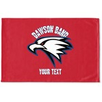 Dawson Eagles Band Logo Woven Mat (Personalized)