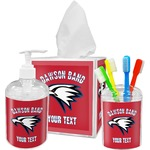 Dawson Eagles Band Logo Bathroom Accessories Set (Personalized)