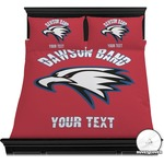 Dawson Eagles Band Logo Duvet Cover Set (Personalized)