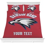 Dawson Eagles Band Logo Comforter Set (Personalized)