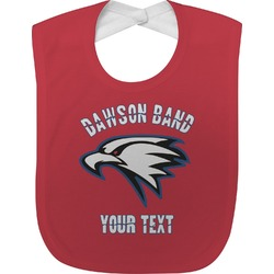 Dawson Eagles Band Logo Baby Bib (Personalized)