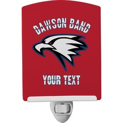 Dawson Eagles Band Logo Ceramic Night Light (Personalized)