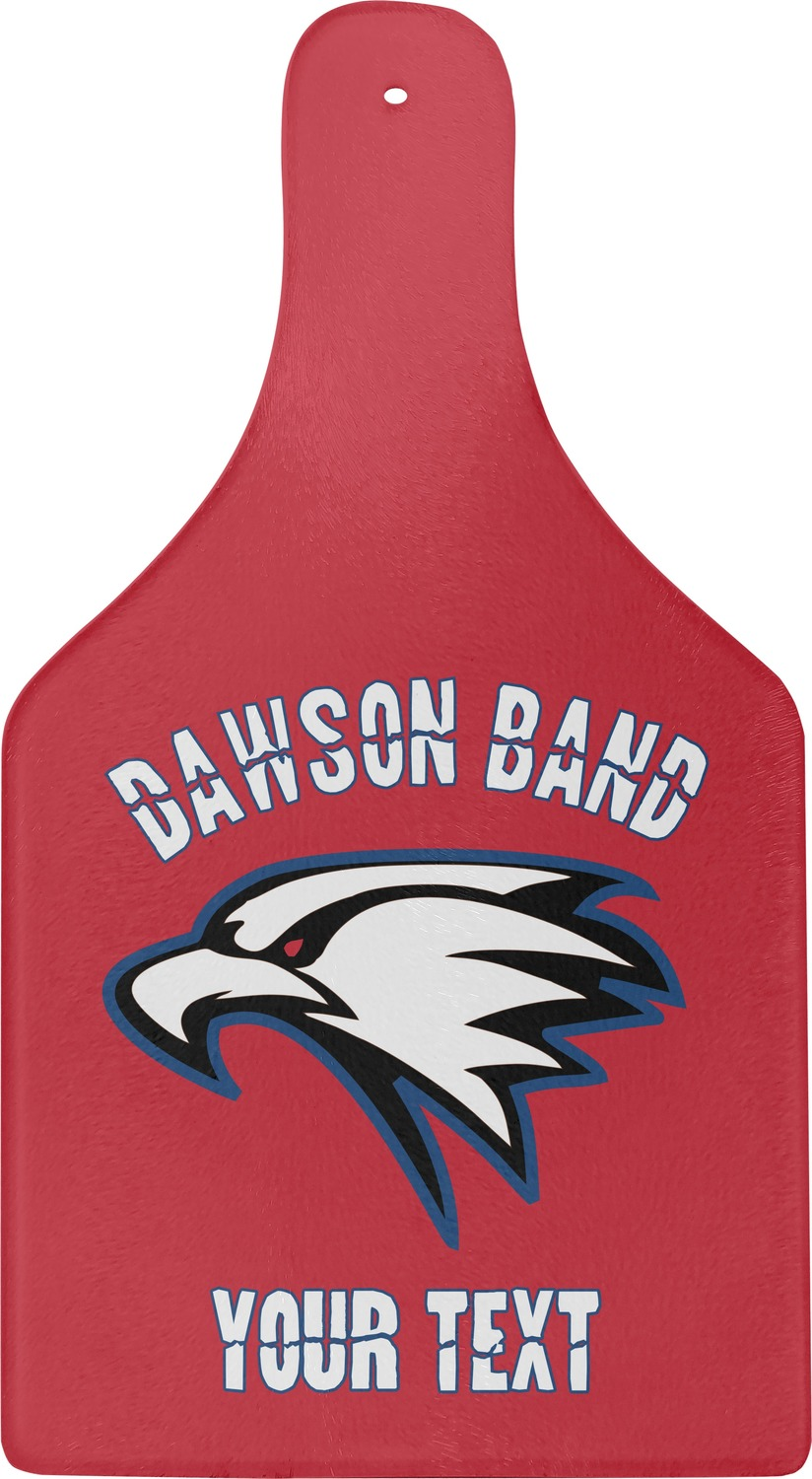 Dawson Eagles Band Logo Cheese Board (Personalized) - YouCustomizeIt