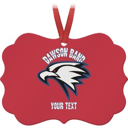 Dawson Eagles Band Logo Ornament (Personalized)