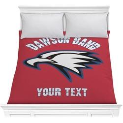 Dawson Eagles Band Logo Comforter (Personalized)