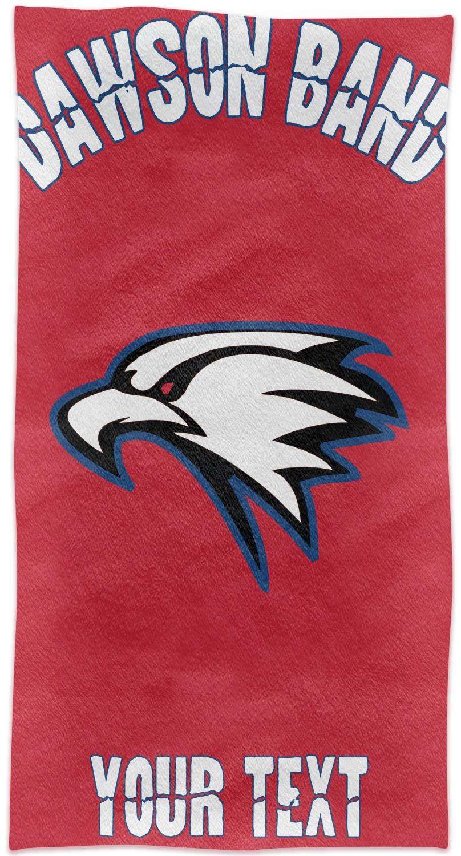 Dawson eagles band logo crib comforter quilt apvl