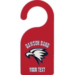 Dawson Eagles Band Logo Door Hanger (Personalized)