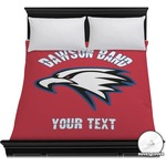 Dawson Eagles Band Logo Duvet Cover (Personalized)