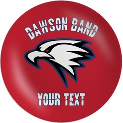Dawson Eagles Band Logo Melamine Plate (Personalized)