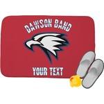 Dawson Eagles Band Logo Memory Foam Bath Mat (Personalized)