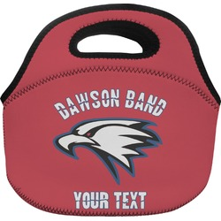 Dawson Eagles Band Logo Lunch Bag (Personalized)