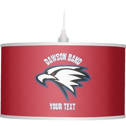 Dawson Eagles Band Logo Drum Pendant Lamp (Personalized)