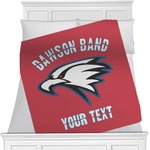 Dawson Eagles Band Logo Blanket (Personalized)