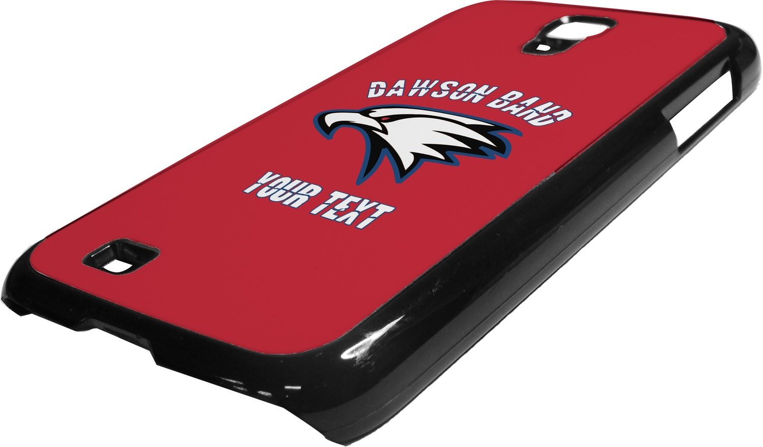 dawson eagles band logo plastic samsung galaxy 4 phone case